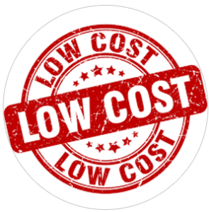 low cost services
